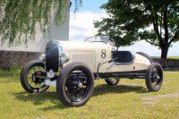 Ford A Speedster 1929 Photo: Pascal Kapp Rally Team