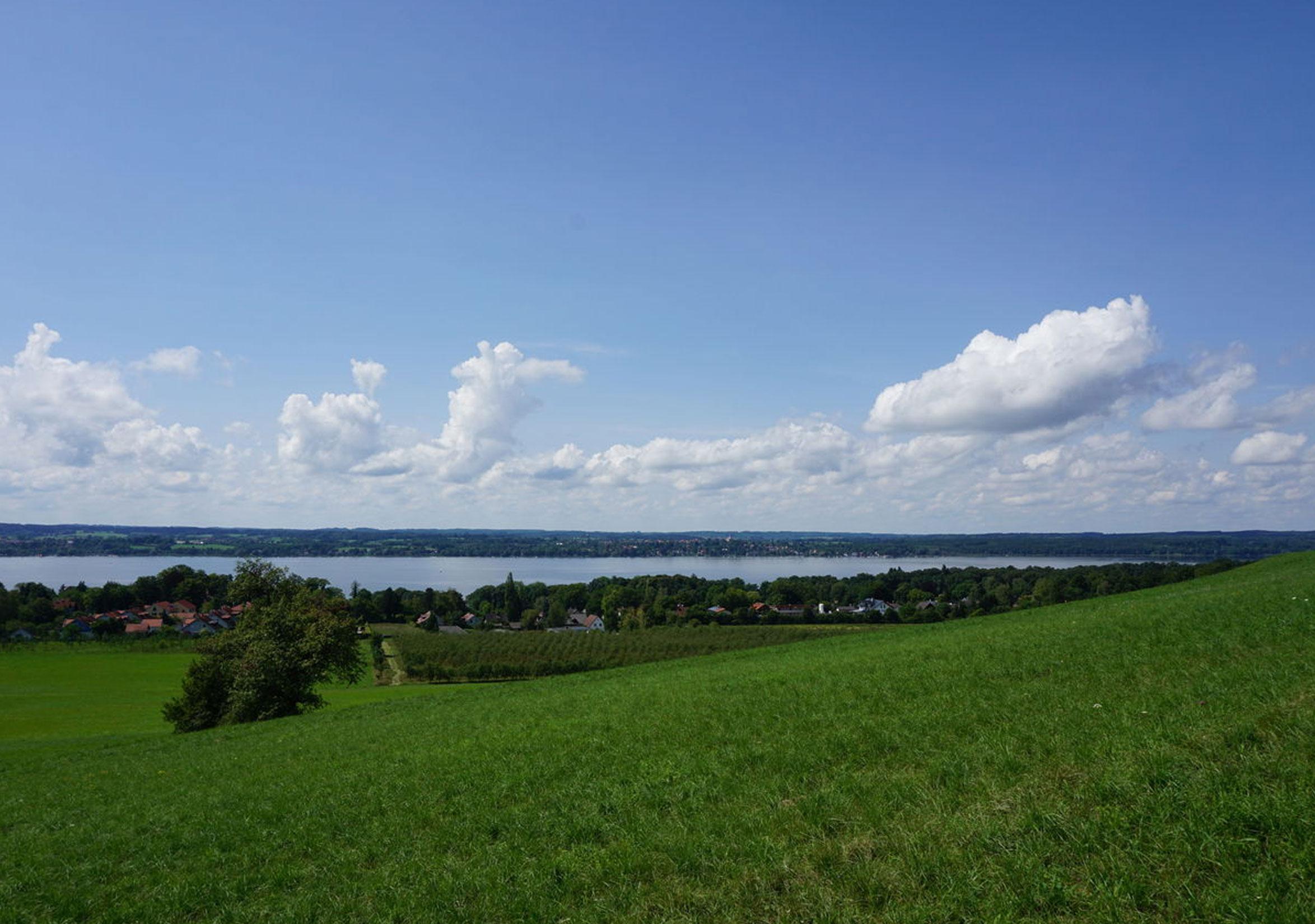 Blick vom Jaudesberg