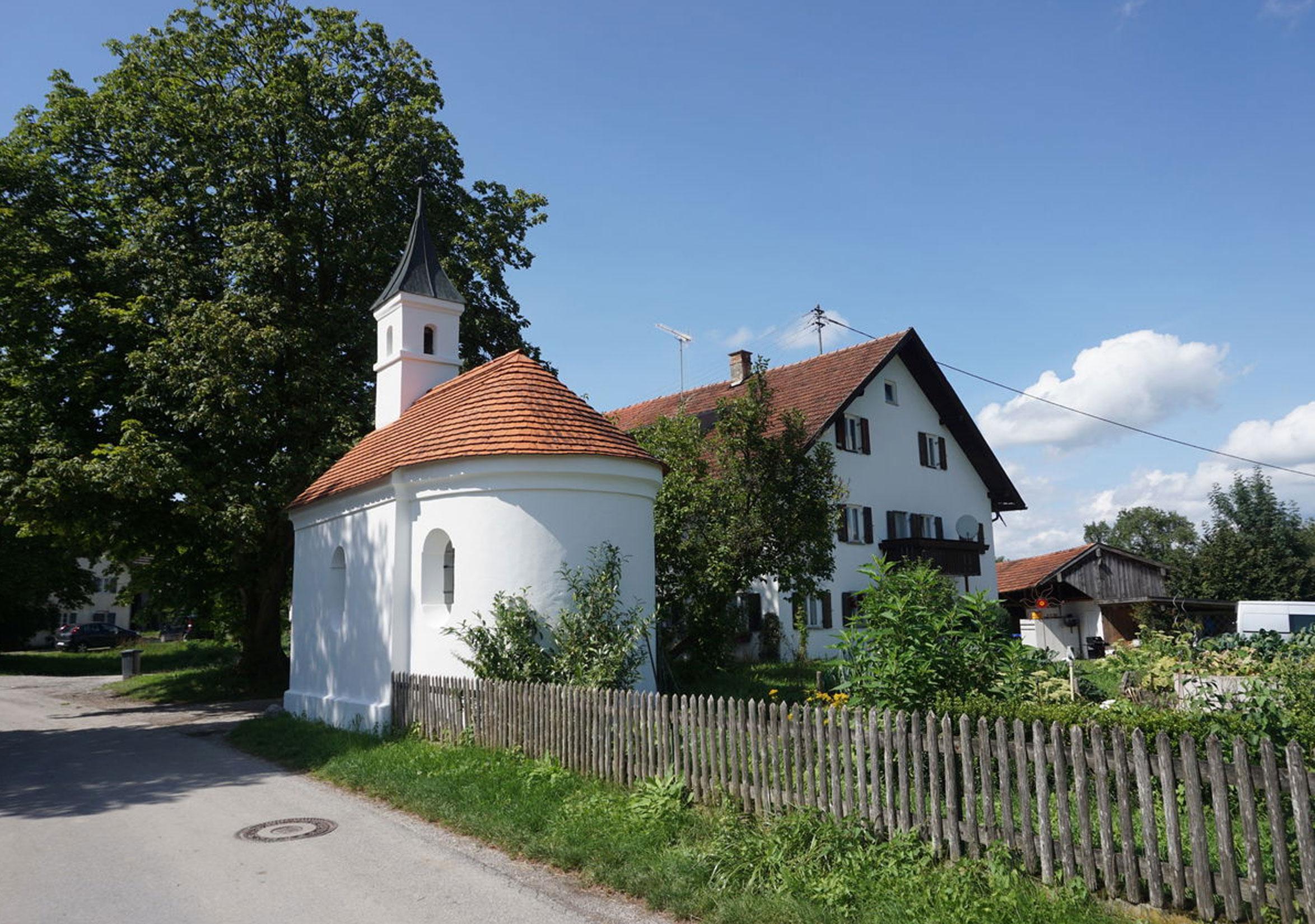 Kapelle in Rausch
