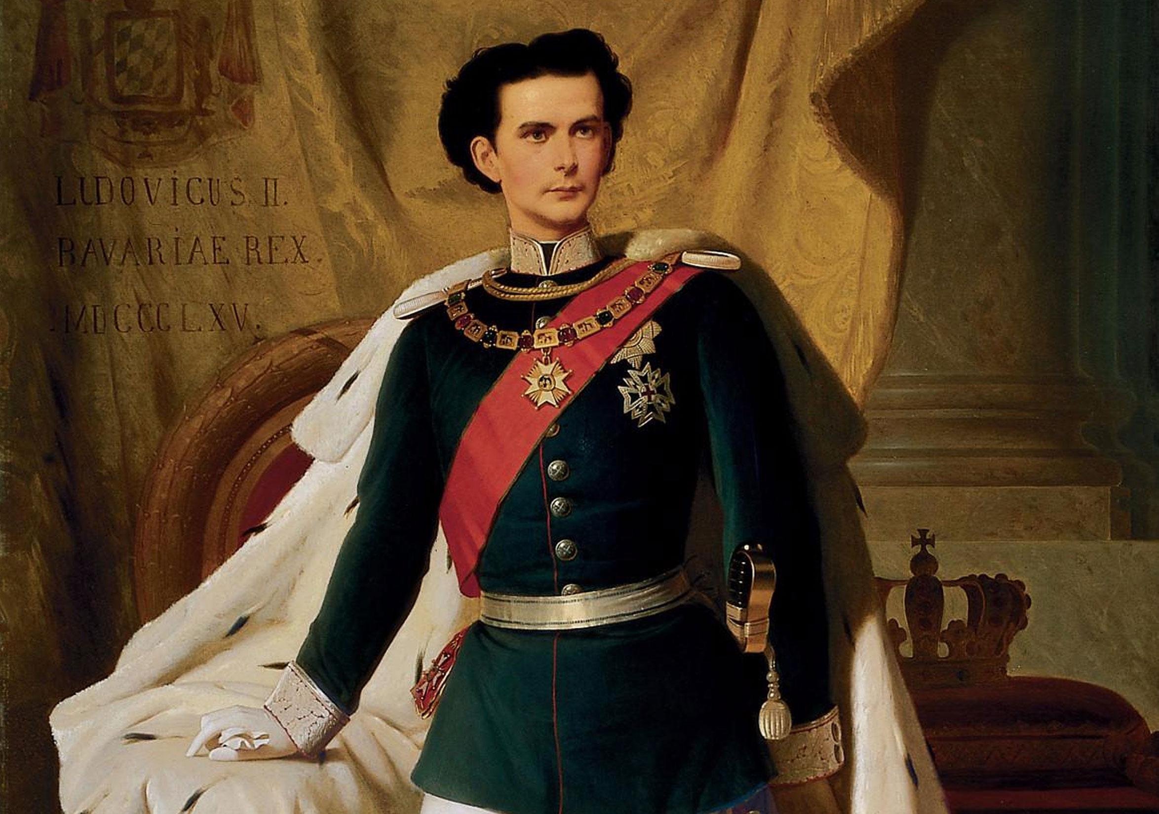 Zimmergeschichten Ludwig II