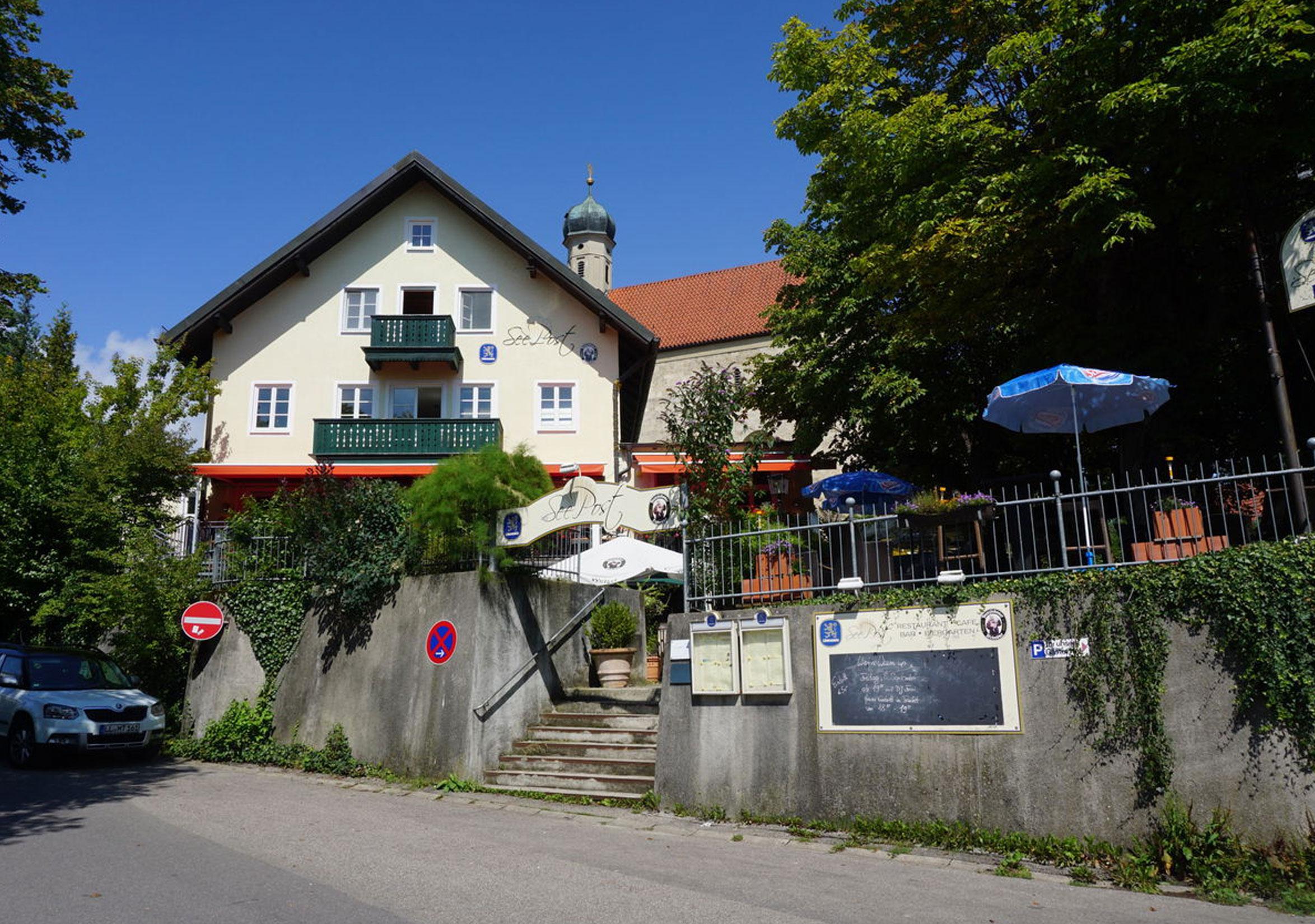 Seepost Schondorf