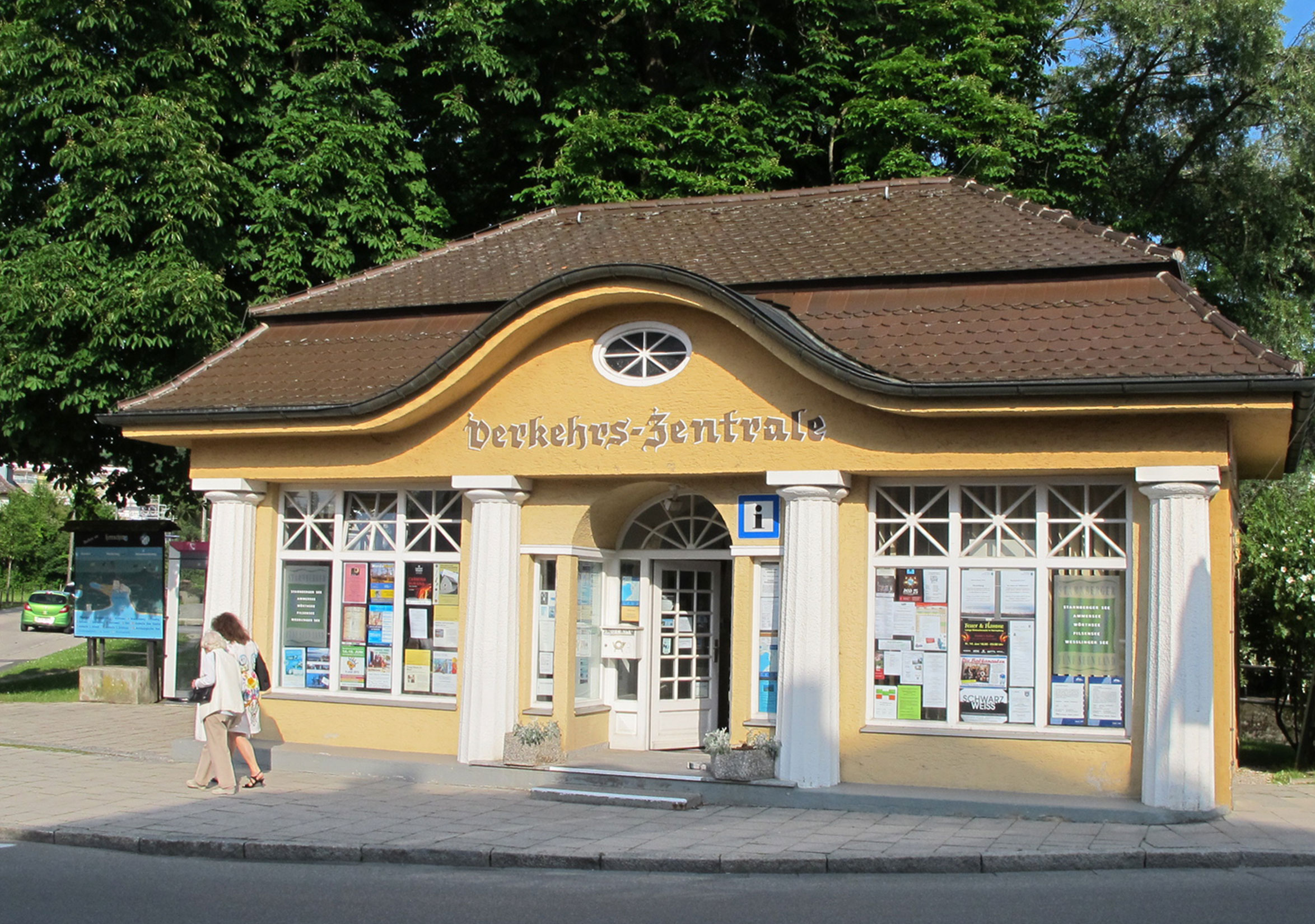 Touristeninformation Herrsching