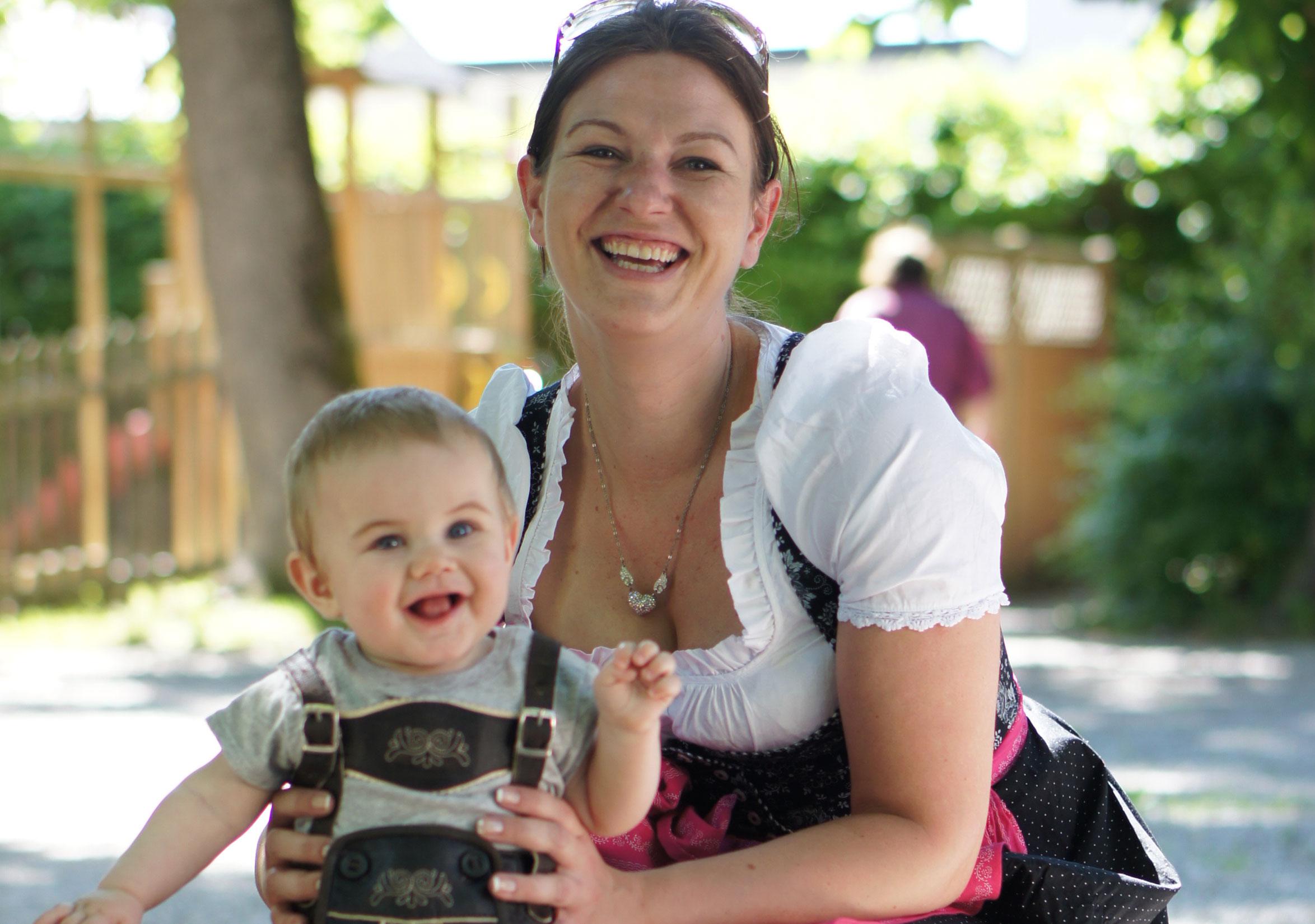 Hotelarrangement Muttertag